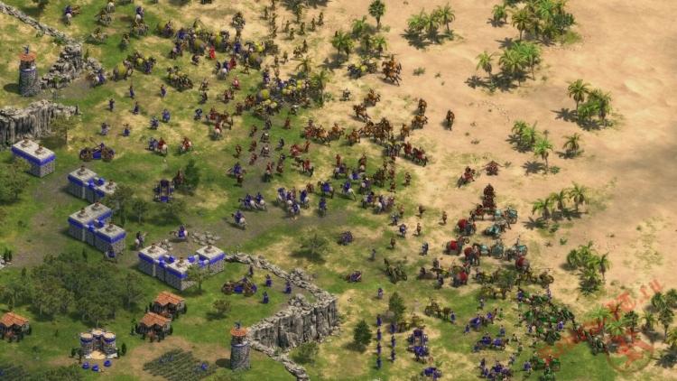 В феврале выйдет переиздание игры Age of Empires