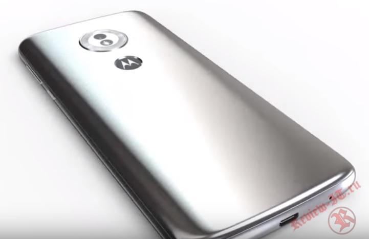 В Сети появился видеоролик с 3D-моделью смартфона Moto G6 Play
