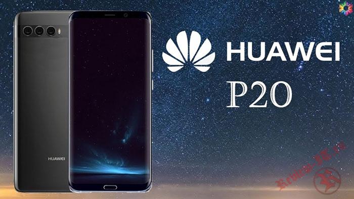 В интернете опубликовано новое изображение смартфона Huawei P20
