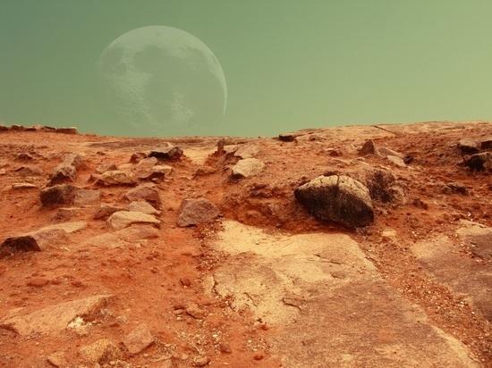 Представлен новый способ поиска жизни на Марсе