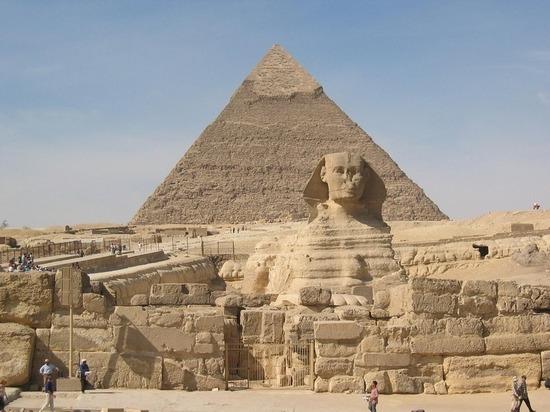 Тайную комнату в пирамиде Хеопса провозгласили «порталом в загробный мир»