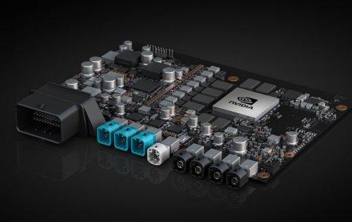 """Компания NVIDIA представляет Xavier, самую мощную систему-на-чипе, """"мозг"""" для автомобилей-роботов, систем искусственного интеллекта и дополненной реальности"""