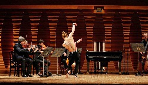 Компания Yamaha создала систему, превращающую танцевальные движения в фортепьянную музыку