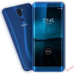 Смартфон NOA N7 сможет снимать 80-мегапиксельные фотографии