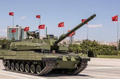 В Турции планируют создать танки-беспилотники » Хроника мировых событий