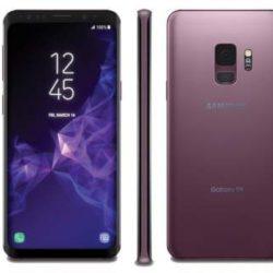 Samsung Galaxy S9 «засветился» на новом рендере