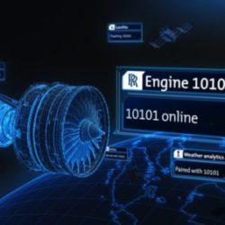 Компания Rolls-Royce нацеливается на создание интеллектуальных авиационных двигателей, снабженных функцией самовосстановления