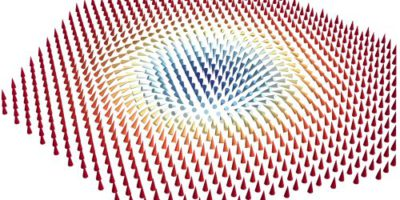 Ученым впервые удалось зарегистрировать единичный магнитный скирмион, существующий при комнатной температуре
