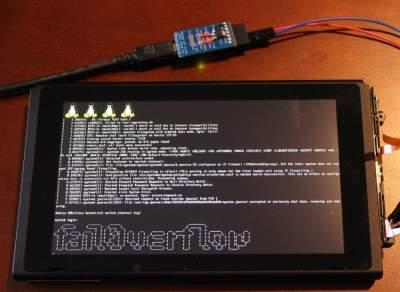Хакерам удалось запустить Linux на Nintendo Switch