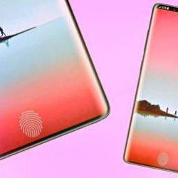 Стали известны подробности о TouchID в Galaxy Note 9