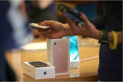 Apple начала продажу восстановленных iPhone 7