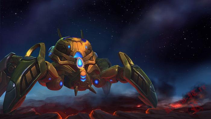 Феникс из StarCraft станет следующим героем в игре Heroes of the Storm