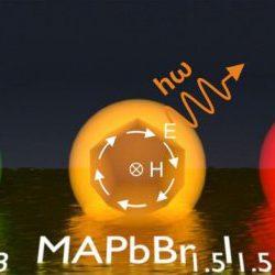 Ученые объединили источник света и излучающую наноантенну в пределах одной наночастицы