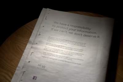 Цукерберг разместил извинения за утечку данных Facebook