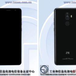 На TENAA появились данные о смартфоне ZTE V890