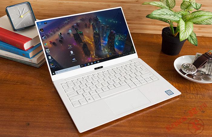 В России начались продажи ультрабука Dell XPS 13