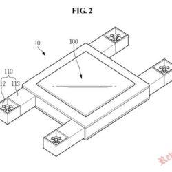 Новый дрон от Samsung сможет реагировать на движение глаз и головы