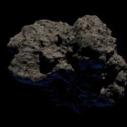 Российские ученые заглянули «внутрь» редчайшего метеорита