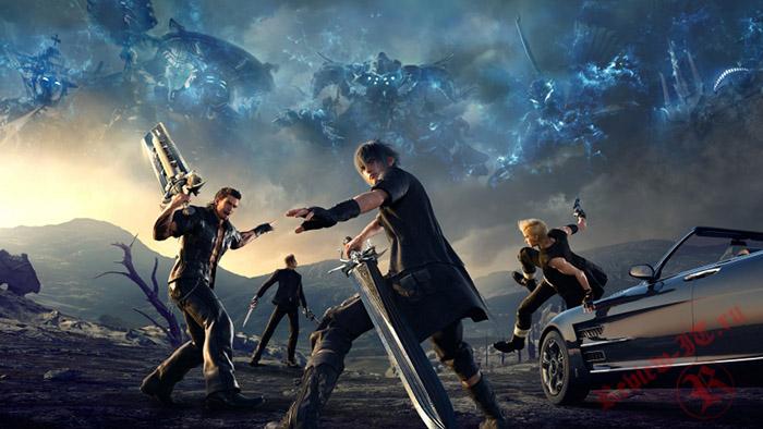 Версию игры Final Fantasy XV для PC взломали за три дня до релиза