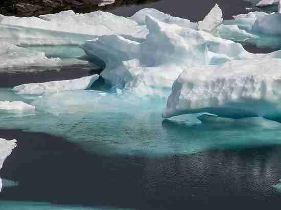 В Арктике зафиксирована температура на 30 градусов выше нормы