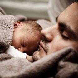 Быть похожим на отца оказалось полезно для здоровья