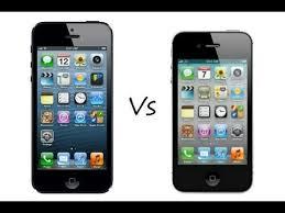 Сравнение iPhone 4 и iPhone 4s