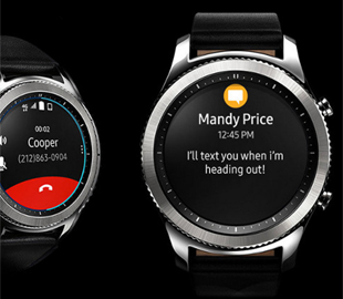 Стало известно, когда выйдут смарт-часы Samsung Gear S4
