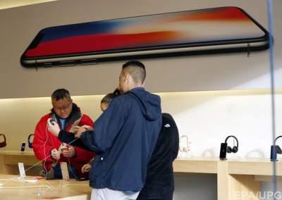 На iPhone X приходится 35% прибыли всего рынка смартфонов