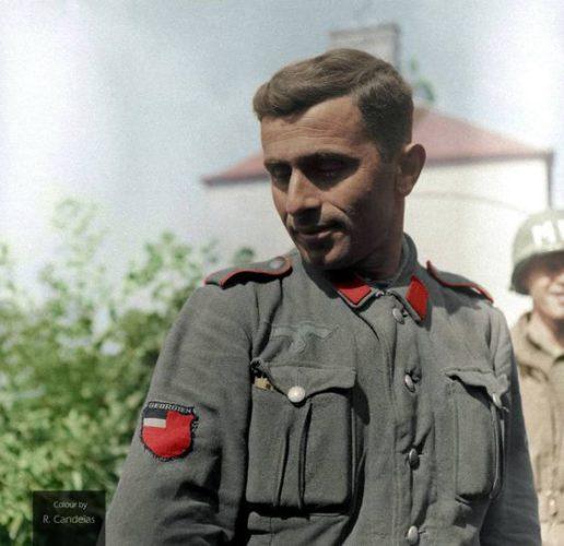 Отчет о Кавказских добровольческих соединениях в Германском Вермахте