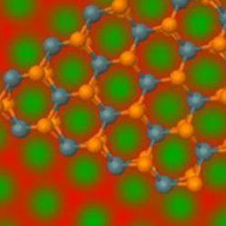 Технология электронной голографической микроскопии добралась до уровня атомарной разрешающей способности