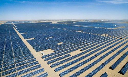 Запланировано строительство новой солнечной электростанции, в 100 раз большей, чем любая из существующих