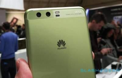 Huawei работает над собственной ОС