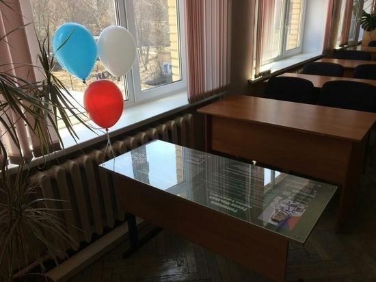 В российских школах установили парты знаменитых космонавтов
