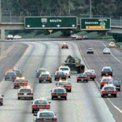 Танковый полу-биатлон в Сан-Диего, 1995 год.