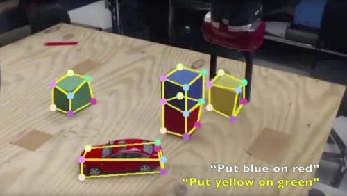 Робот увидел, робот сделал - компания NVidia представляет систему, позволяющую роботам учиться, наблюдая за действиями людей
