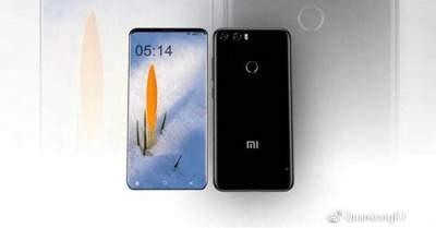 В Сеть попали изображения Xiaomi Mi Max 3