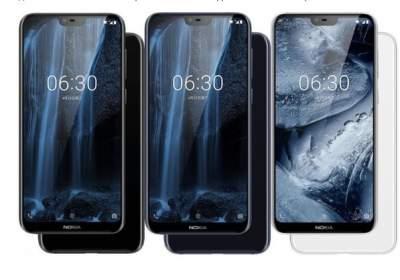 Представлен смартфон Nokia X6 с безрамочным дизайном