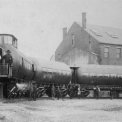 10 необычных поездов