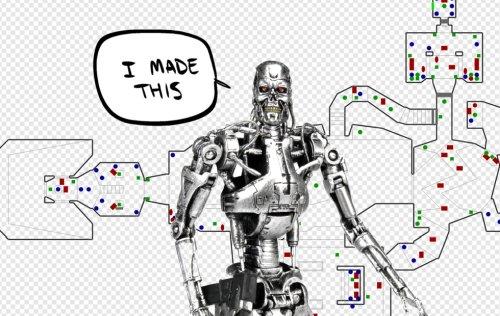 Искусственный интеллект научился составлять новые карты и уровни для компьютерных игр