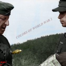Генерал СС расхваливает Красную Армию. 1941 год