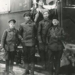 Гражданская война глазами немецкого военнопленного.