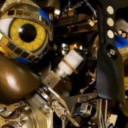 Shaman of Songs - самый совершенный механический персонаж компании Disney