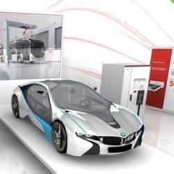 Машины-монстры: Самая быстрая зарядная станция для электромобилей - на 200 километров пробега за 8 минут