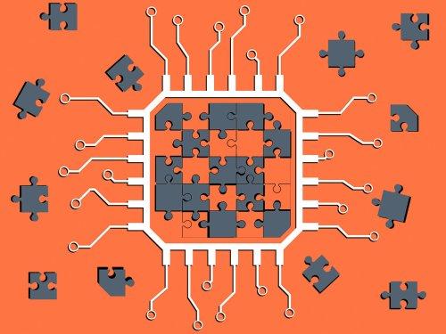 """""""Чиплеты"""" - революционная технология проектирования и производства чипов от компании AMD"""