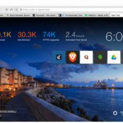 Новый браузер даст заработать на просмотре рекламы