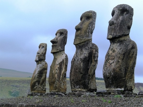 Разгадана новая тайна истуканов с острова Пасхи