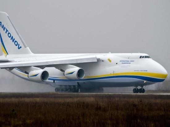 Россия может начать производство Ан-124 под новым брендом