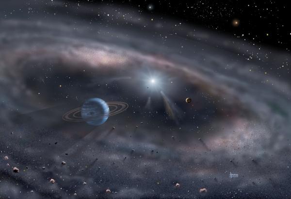 Что находится за Плутоном или космические карлики