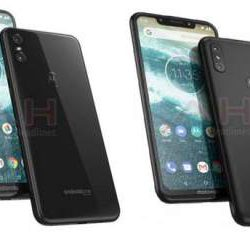 Опубликованы рендеры смартфона Motorola One