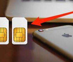Названа примерная дата выхода iPhone с двумя SIM-картами
